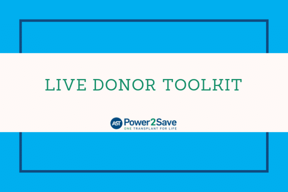 Live Donor Toolkit