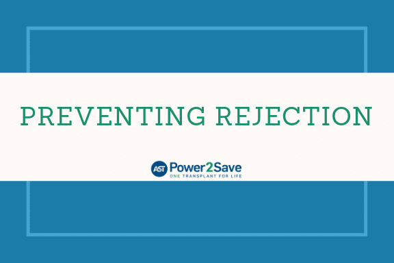 Preventing Rejection