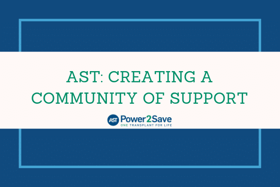 AST_ Creating a Community of Support
